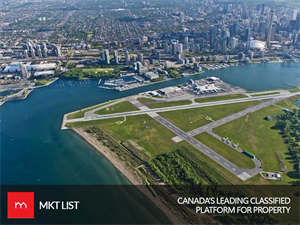 Toronto Billy Bishop becomes one of the top scenic airports in the world!