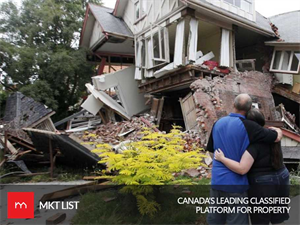 News Alert: Canada & parts of Detroit get hit by 3.6 magnitude of earthquake!