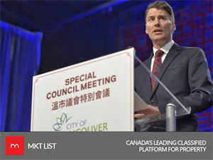 JUSTICE HAS BEEN SERVED: VANCOUVER MAYOR CONVENTIONALLY CONFESS TO CHINESE COMMUNITY
