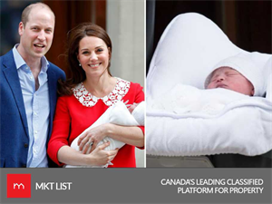 KATE MIDDLETON BORE A CREEPY RESEMBLANCE TO  ROSEMARY BABY WHEN PRESENTING  PRINCE LOUIS