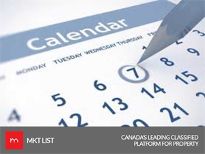 List Of 133 of the unusual national days in a Canadian year!