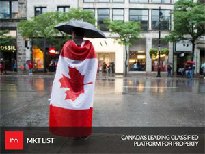 CANADA FORECAST: APRIL SHOWERS TO CLOSE OUT THE MONTH!