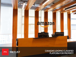 Amazon joined hands with Vancouver to expand its technology Hub