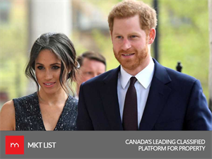 A Chance to Win a Trip to the Most-Awaited Royal Wedding is All You Need: Tsawwassen Mills!