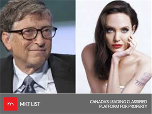 Angelina Jolie & Bill Gate are Now the Apple of Everyone's Eyes!