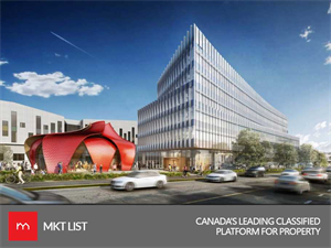 A new building constructed in Vancouver deems as an eyeful smasher!