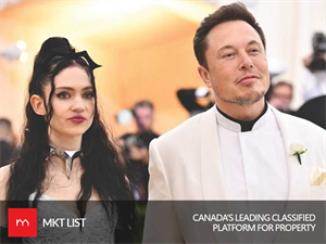 Elon Musk Couples with a Canadian Musician Grimes Shows Love has no Boundaries!