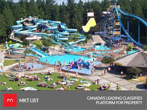 Beat the heat and enjoy thrilling water slides at Cultus Lake Waterpark from next month!