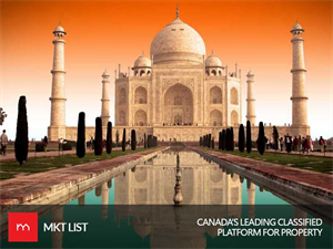 Traveling Alert: Toronto to India in a wow Price!