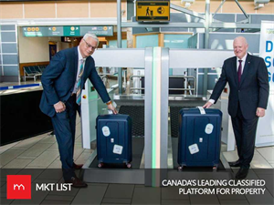 Vancouver International Airport: The Self-Serve Luggage Drop System Has Now Started!