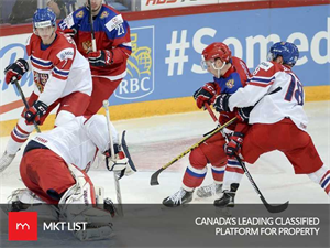 Switzerland Gives Tough Time to Canada –  World Hockey Championships Semi-final!