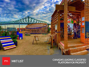 Summer Update: Montreal is Ready to Open its new Vibrant Beach side Village!