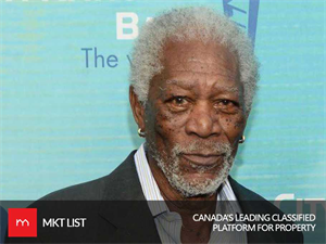 Morgan Freeman is now the voice of Vancouver's TransLink!