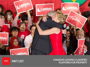 Provincial Election: Kathleen Wynne Urges Voters to Vote Wisely & Support Liberals!