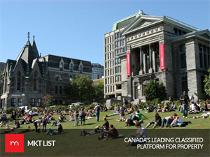 Canada's McGill University Beats Others in the World Reputation Rankings!