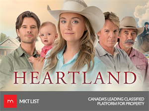 Acting Opportunity: Heartland Recruits for a New Actress in its 12th Season!
