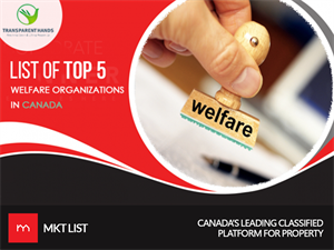 If these Welfare Organizations Can Work in Canada, Why Can't You?
