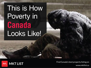This is How Poverty in Canada Looks Like!