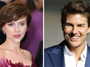Tom Cruise and Scarlett Johansson are Dating!(VIDEO)