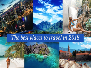 THE WORLD'S BEST ONCE-IN-A-LIFETIME JOURNEYS FOR 2018!