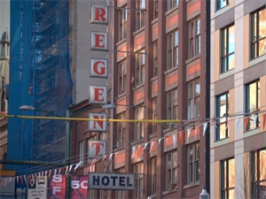 Hotels in Vancouver sealed! Urgent notice filed but why?