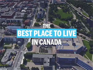 Report: 25 Most Best Places in Canada to live in 2018!