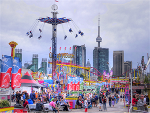 Attractions that Need Your Attention Only at the CNE!