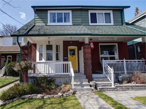 Real Estate Toronto: 7 Bidders Contest Over Semi-detached Danforth Home for Sale!