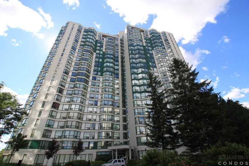 Central Mississauga Luxury Condo