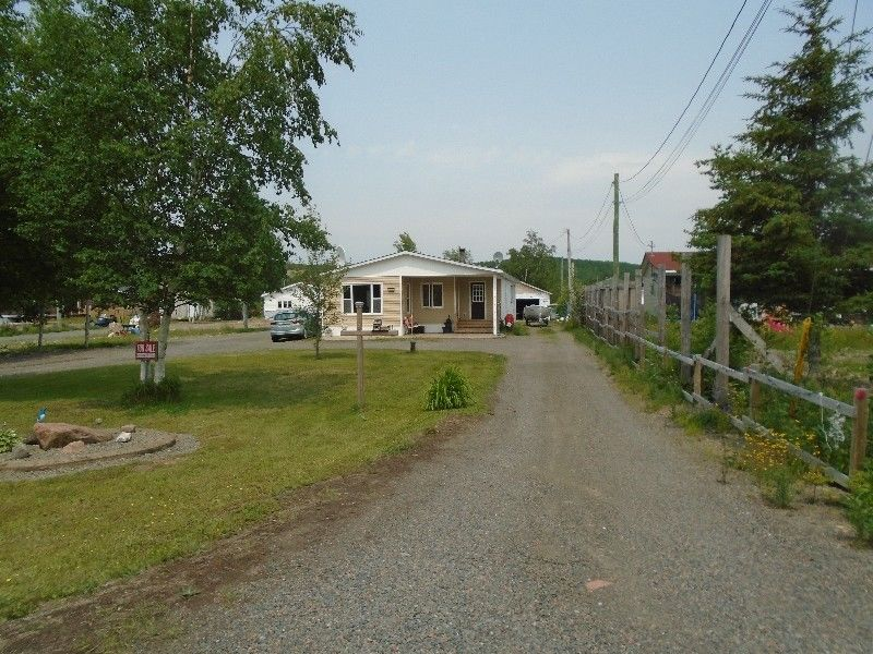 House for sale Red Cliff Rd. West of Grand Falls, Windsor