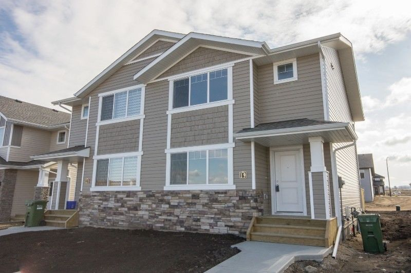 New Laebon Two-Storey Duplex In Timber Ridge