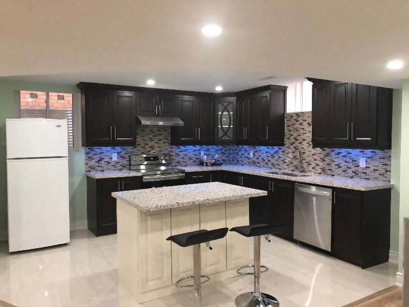 Brand New Legal Stunning, 2 Large bedroom basement for rent