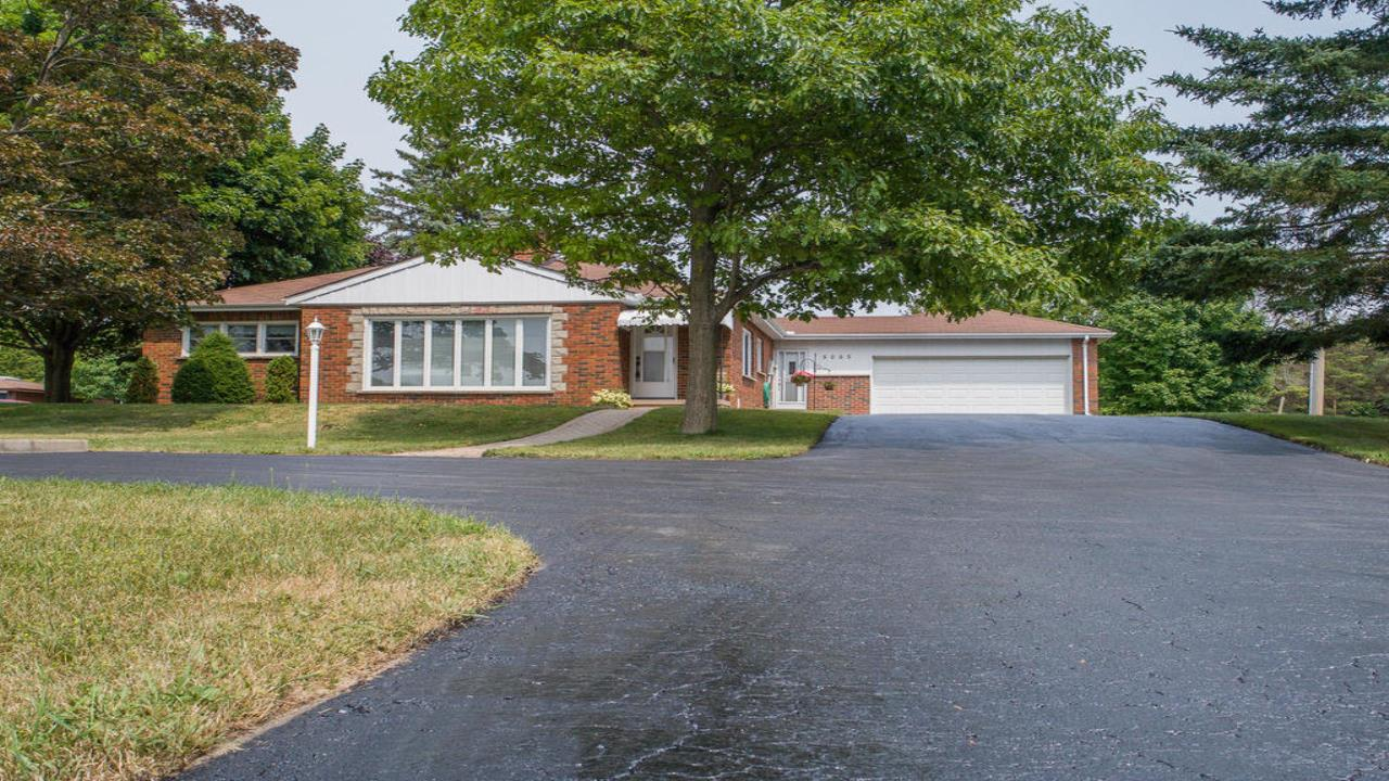 Beautiful Bungalow sitting on a Premium 2 acre Lot in North Oshawa