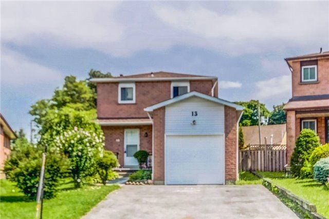 HOUSE FOR SALE: AJAX, ONTARIO (Harwood & 401)
