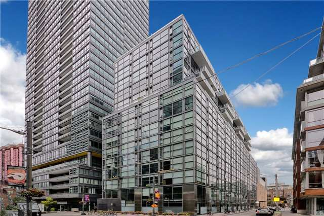Great 1 Bed Condo Building Location In The Heart Of Toronto