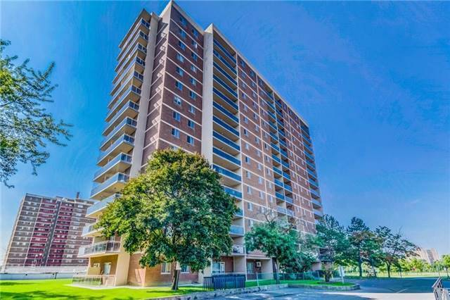 Beautiful 2 B/R, 2 W/R Condo With Low Maint Fee Near Albion Mall, Etobicoke, Ca