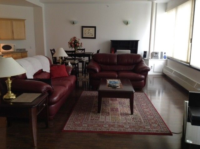 Fully furnished downtown for rent