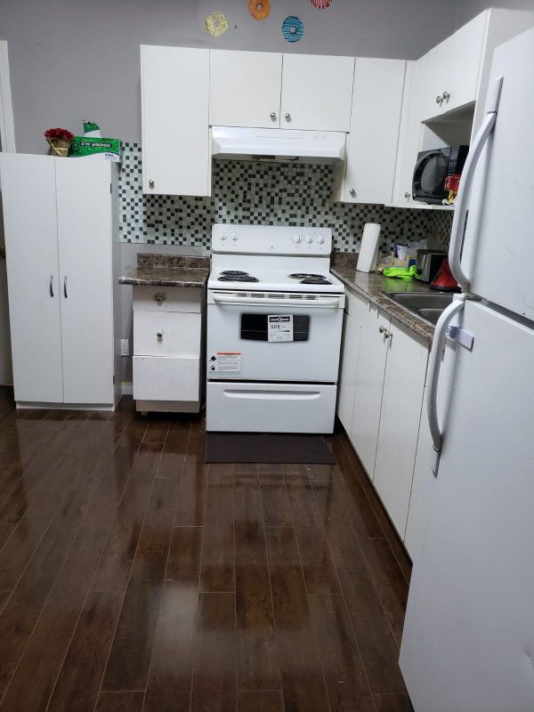 Partial furnished one bedroom available, Roommate wanted OCT 1