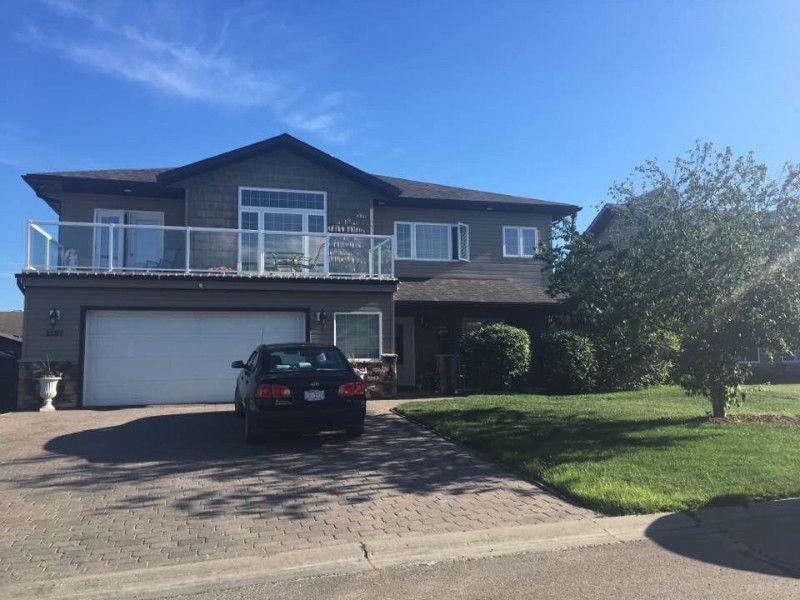 Beautiful home for sell in Cold Lake, AB with view of the Lake