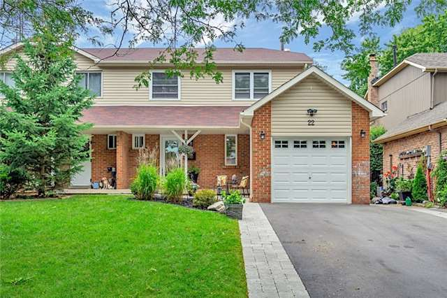 Located On A Quiet Cul-De-Sac In Whitby's Lynde