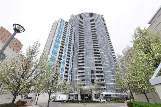 BEAUTIFUL TRIDEL BUILT 360 AT THE CITY CENTRE 2+1 BR CONDO