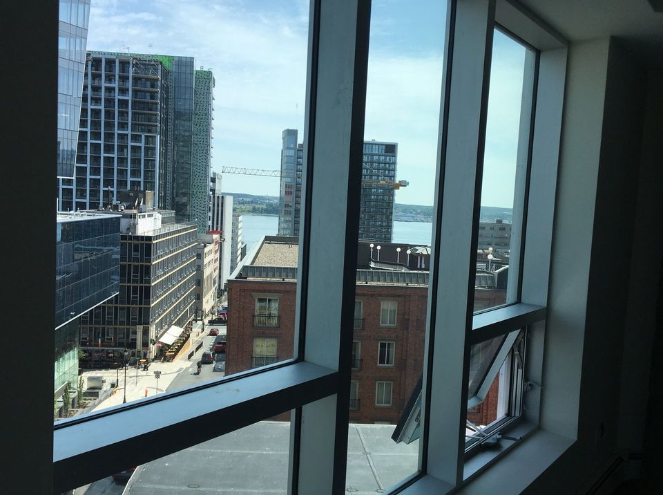 New, Beautiful One Bedroom Suite in Downtown Halifax