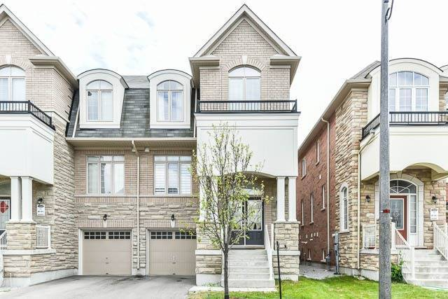 A Upgraded 3 Story Detached House Of Markham Ontario Location