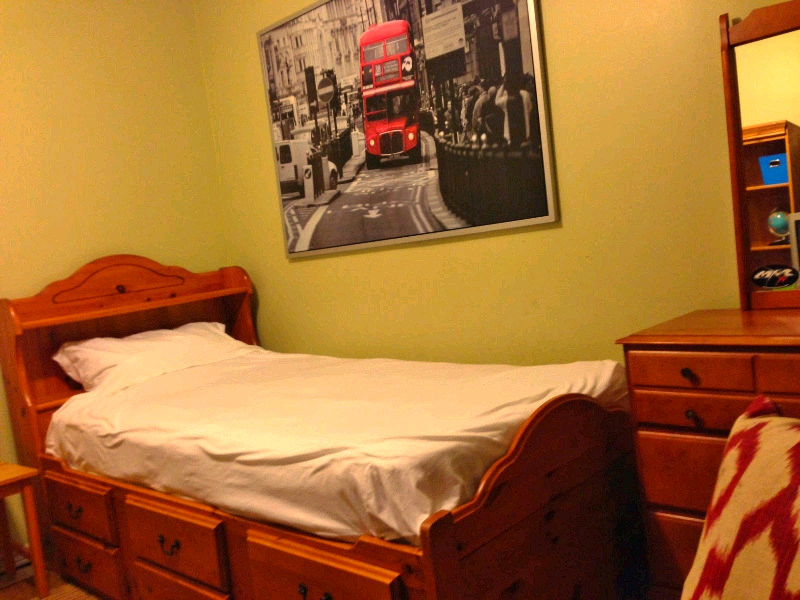 Students Welcome-Furnished Room-All Utilities Incl.+WiFi