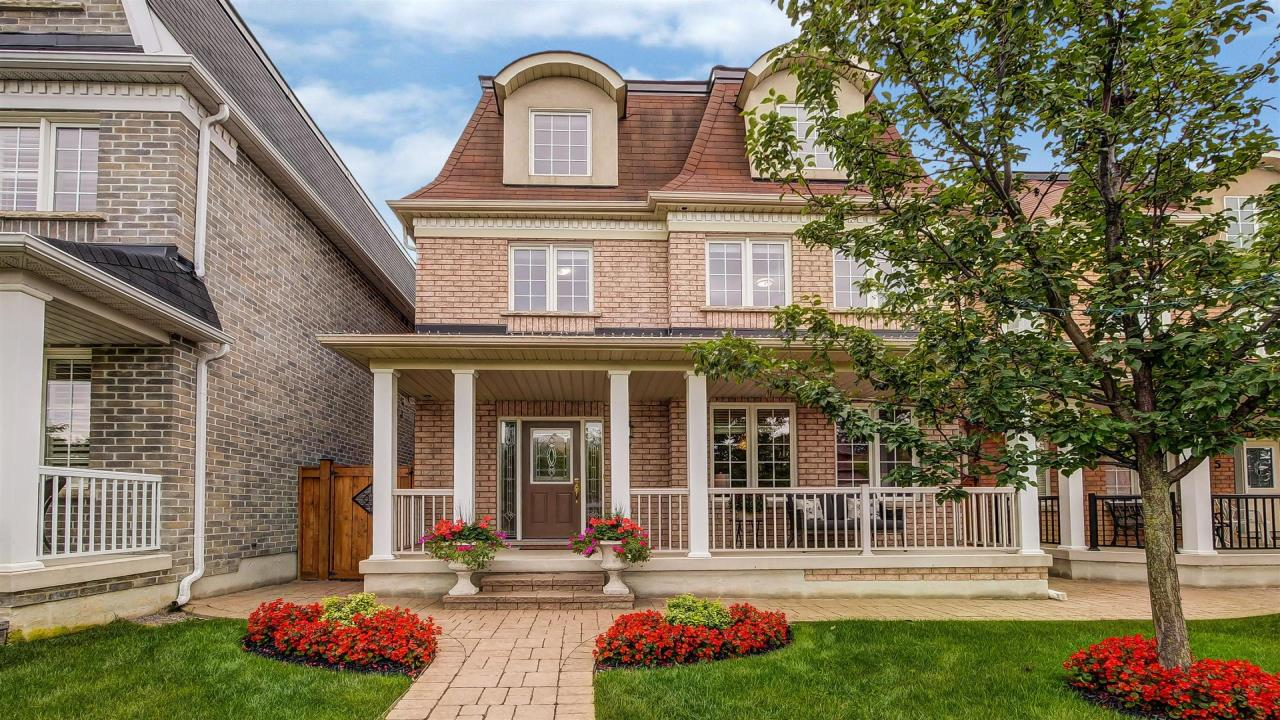 This Stunning & Meticulously Maintained Energy Star Rated Home Features 5 Bedrooms, 4 Baths & Is Located In The Coveted Legacy Neighbourhood In Markham. Spacious Approx. 3185 Sq. Ft. Of Fantastic Abov, Markham, Ca