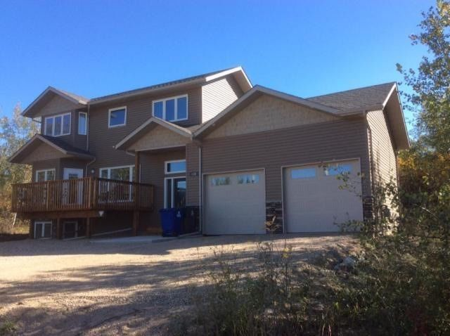 2 Story House for sale west of Saskatoon on Riverbank