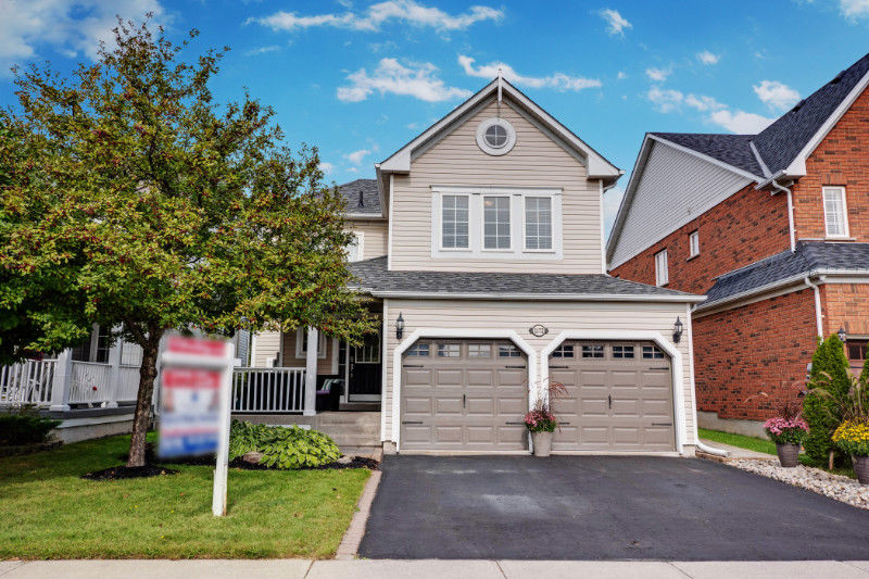 North Oshawa - Detached 3 Bed/3 Bath with Double car garage!