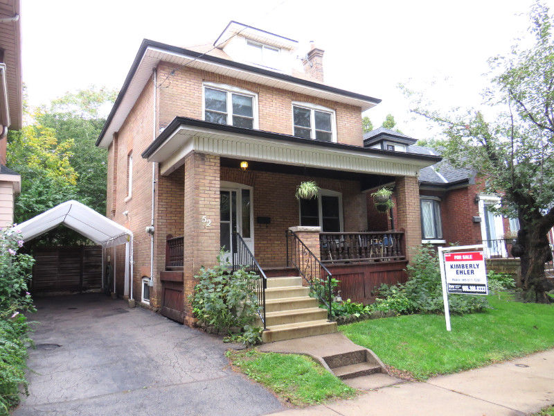 INCREDIBLY CHARMING 2 ½ STOREY BRICK HOME