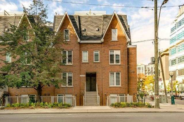 Stunning Renovation Condo Townhouse Location Of Toronto