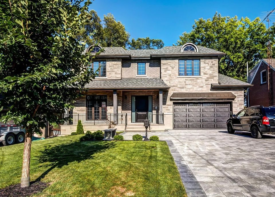 55 Fenwood Hts Detached Home For Sale! Toronto Bluffs